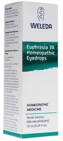 Weleda Euphrasia D3 Eyedrops 10ml at Finlandia Health Store