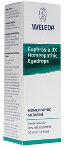 Weleda Euphrasia D3 Eyedrops 10ml