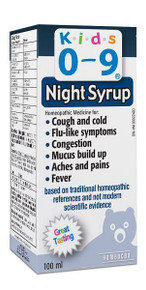Homeocan Kids 0-9 Cough & Cold Nighttime 100ml