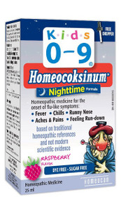 Homeocan Kids 0-9 Homeocoksinum Nighttime 25ml