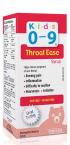 Homeocan Kids 0-9 Throat Ease 250ml