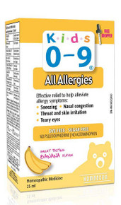 Homeocan Kids 0-9 Allergy 25ml