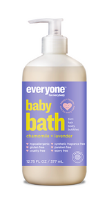 Everyone Soap for Baby Bath Chamomile Lavender 377ml
