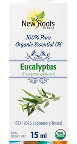 New Roots Eucalyptus Essential Oil 15ml