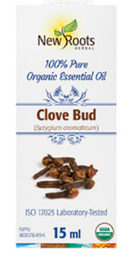 New Roots Clove Bud Essential Oil 15ml