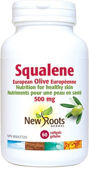 New Roots Squalene 60sg