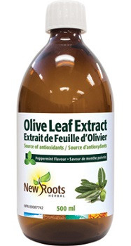 New Roots Olive Leaf Extract 500ml