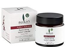 Sukin Purely Ageless Night Cream 60ml