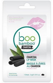 Boo Bamboo Charcoal Lip Mask 3g