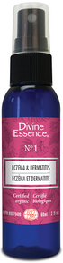 DIVINE ESSENCE ECZEMA & DERMATITIS SPRAY 60ml