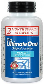 Nu-Life The Ultimate One Original Formula Men 50+ 60caps