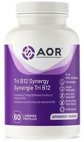 AOR Tri B12 Synergy 60loz