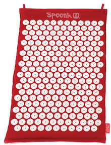 Spoonk Mat Red Large