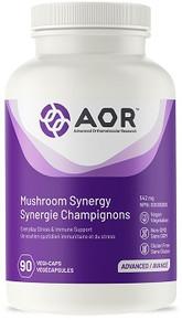 AOR Mushroom Synergy 90caps