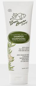 Green Beaver Invigorating Tea Tree Shampoo 240ml