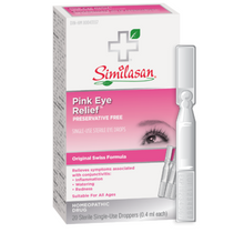 Similasan Pink Eye Relief 20x0.4ml