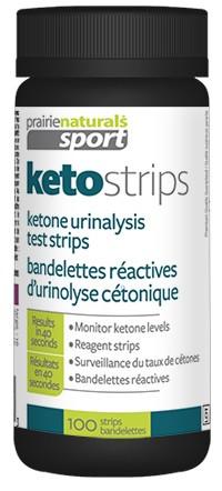 Prairie Naturals Keto Strips 100ct