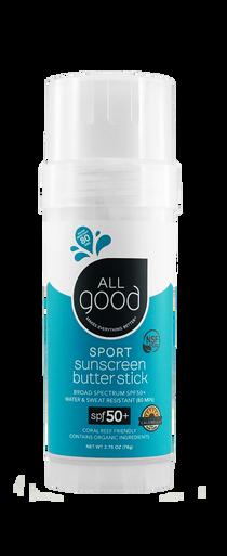 All Good SPF50 Sport Sunscreen Butter Stick 78g