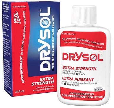 Seaford Drysol Extra Strong 20% Liquid Antiperspirant 37.5ml