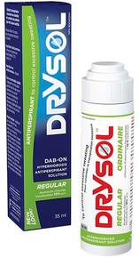 Seaford Drysol Regular 12% Dab-On Antiperspirant 35ml