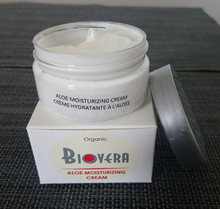 Biovera Aloe Vera Moisturizing Cream 60ml