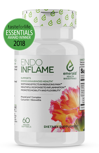 Emerald Health Endo Inflame 60vcaps