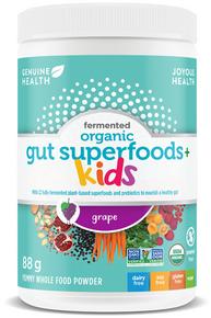 Genuine Health Gut Superfoods + Kids 88g