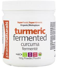 Prairie Naturals Fermented Turmeric 150g