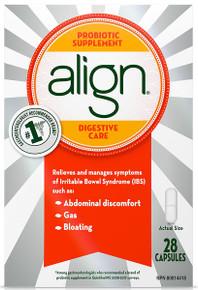 P&G Align Probiotic 24caps