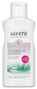 Lavera Eye Make-up Remover Aloe 125ml
