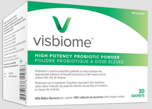 Visbiome High Potency Probiotic Flavoured 30s