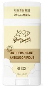 Green Beaver Antiperspirant Bliss 50g