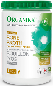 Organika Chicken Bone Broth Protein Powder 300g