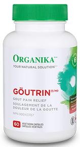 Organika Goutrin 120vcaps