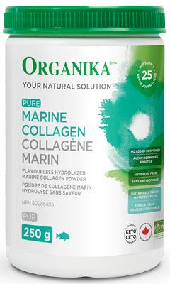Organika Marine Collagen Powder 250g