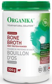 Organika Beef Bone Broth Protein Powder 300g