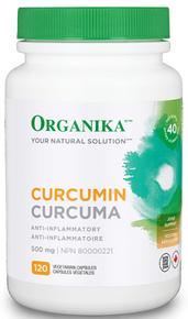 Organika Curcumin 120vcaps