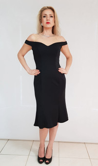 Style EB03A Cocktail Dress Image View 1