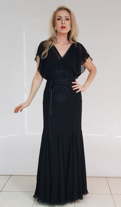 Style EB500 Formal Dress Image View 1