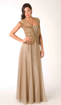 Style M301 Mother of the bride dress Image View 1