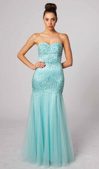 E408 Evening Dresses Image View 3