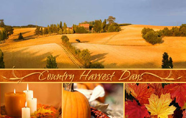 Country Harvest Days (red)