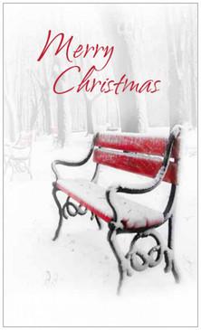 Merry Christmas - Preprinted Gospel