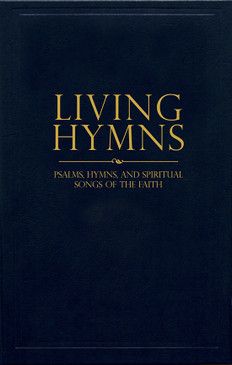 Living Hymns Navy