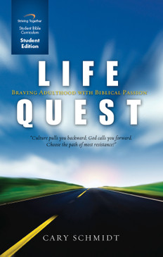 Life Quest Student Edition