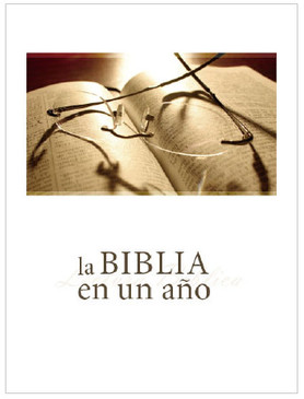 Bible Reading Schedule (Spanish)—Pack of 100