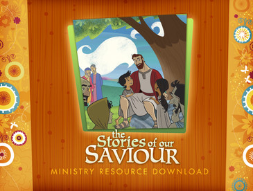 The Life of Christ: Stories of our Saviour Ministry Resource Download