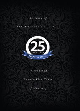 25th Anniversary Commemorative Book