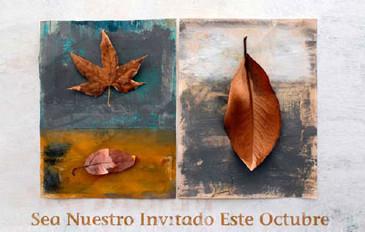 Sea Nuestro Invitado Este Octubre