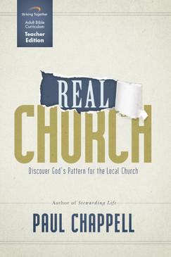 Real Church Teacher Edition